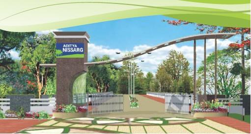 Modern Entrance Gate Design For Township Plot sizes 3 000 to 5 000 sq
