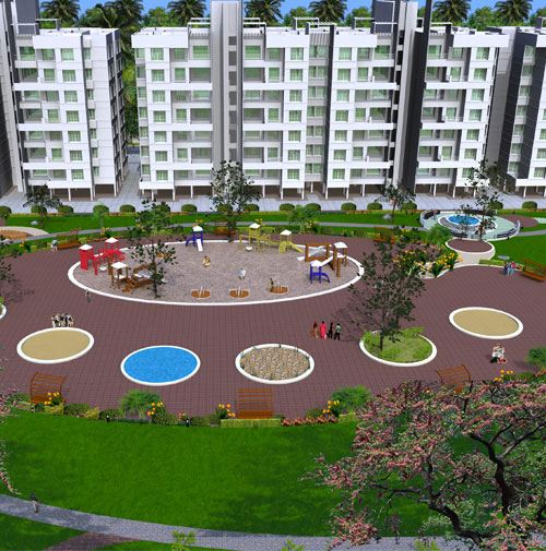 2 & 3 Bhk Luxurious Flats For Sale In Chakan, Pune